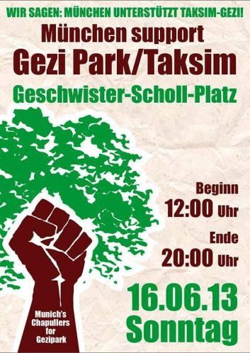 solidarität münih gezi 16_6_2013
